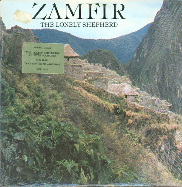 ZAMFIR*_The Lonely Shepherd