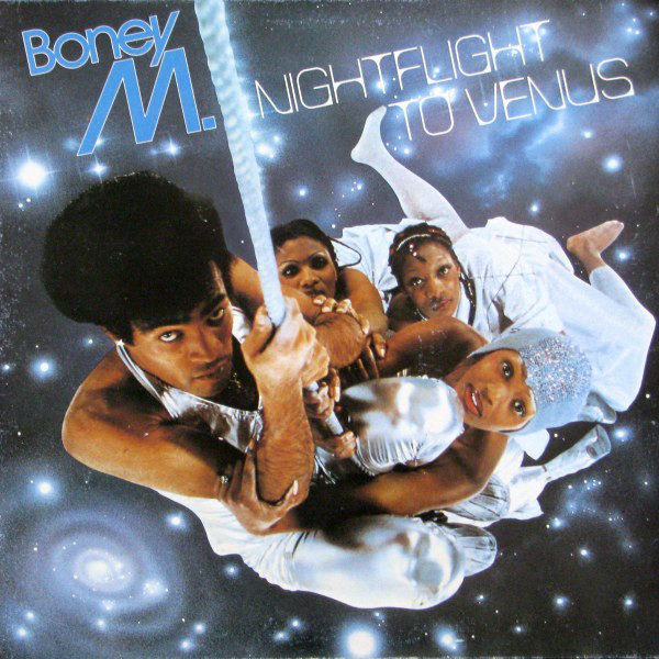 BONEY M_Nightflight To Venus
