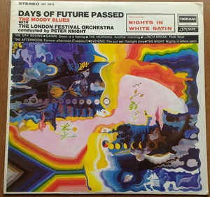 THE MOODY BLUES_Days Of Future Passed