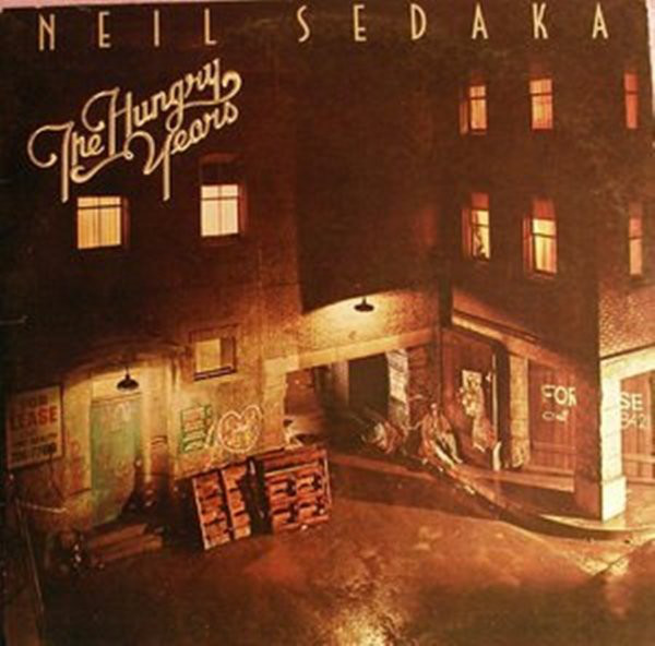 NEIL SEDAKA_The Hungry Years
