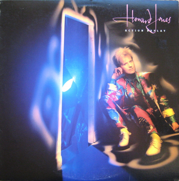 HOWARD JONES_Action Replay