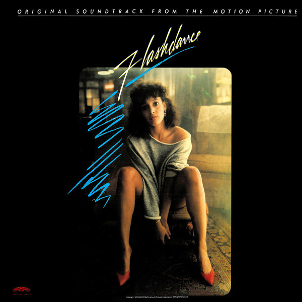 VARIOUS_Flashdance (Original Soundtrack From The Motion Picture)