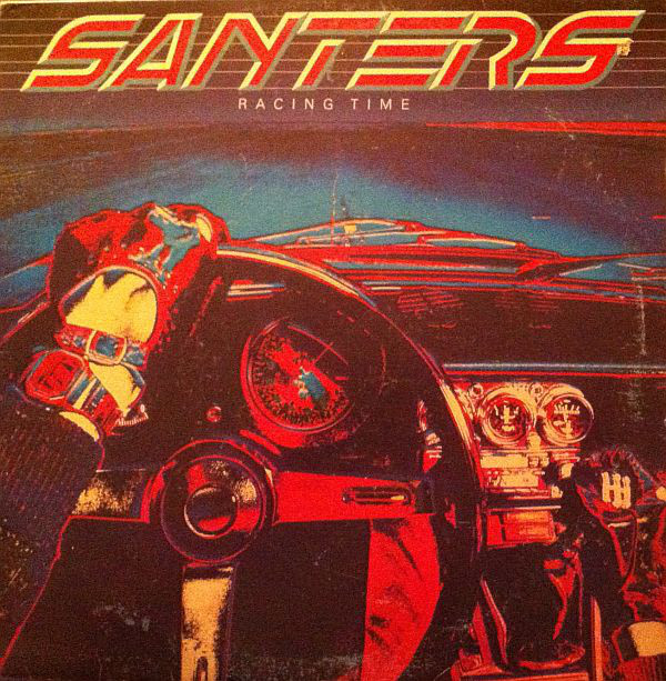 SANTERS_Racing Time