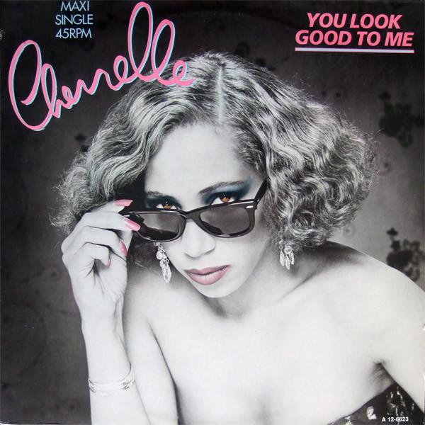 CHERRELLE_You Look Good To Me