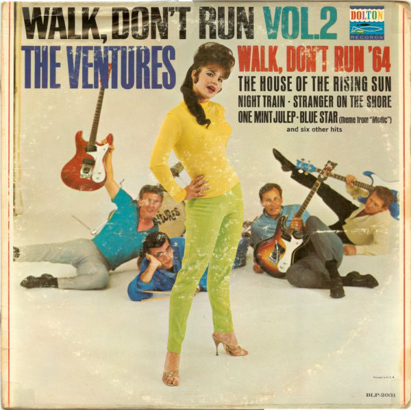 THE VENTURES_Walk