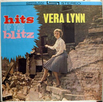 VERA LYNN WITH TONY OSBORNE AND HIS ORCHESTRA_Hits Of The Blitz