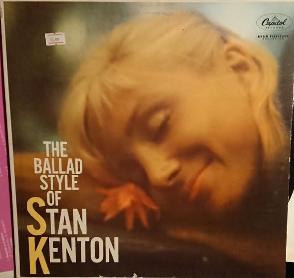 STAN KENTON_The Ballad Style Of Stan Kenton
