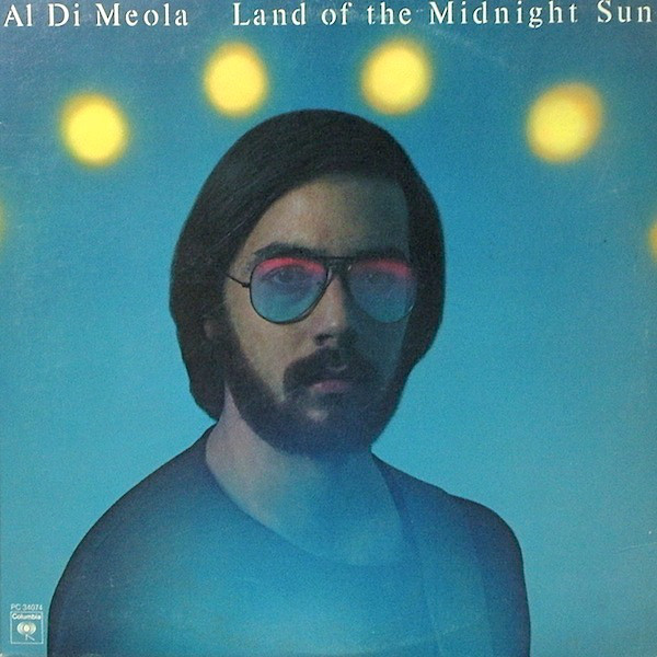AL DI MEOLA_Land Of The Midnight Sun