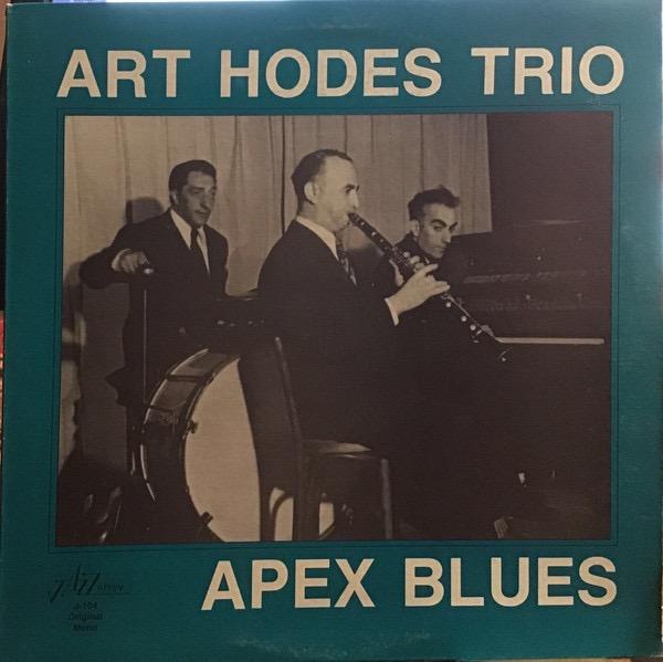 ART HODES_Apex Blues