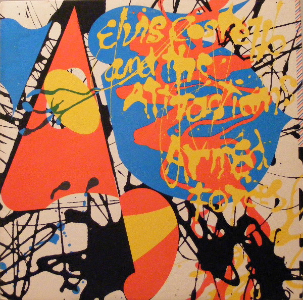 ELVIS COSTELLO AND THE ATTRACTIONS*_Armed Forces