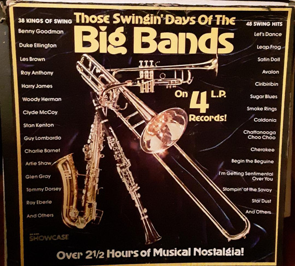 VARIOUS_Those Swinging' Days Of The Big Bands
