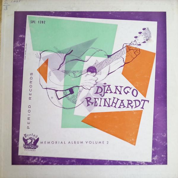 DJANGO REINHARDT_Memorial Album Volume 2