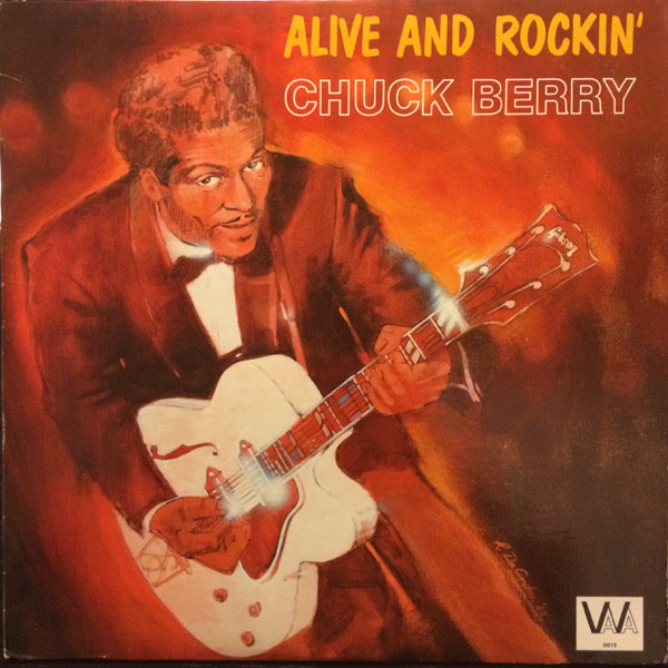 CHUCK BERRY_Alive And Rockin'