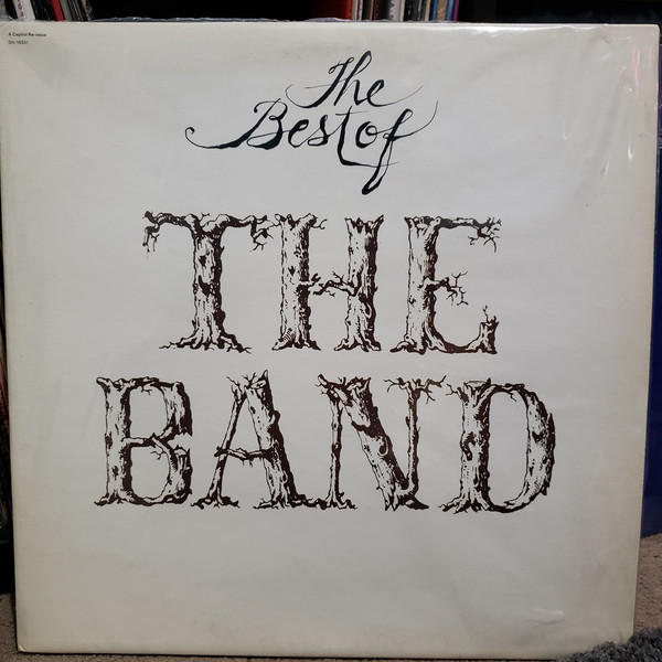 THE BAND_The Best Of The Band