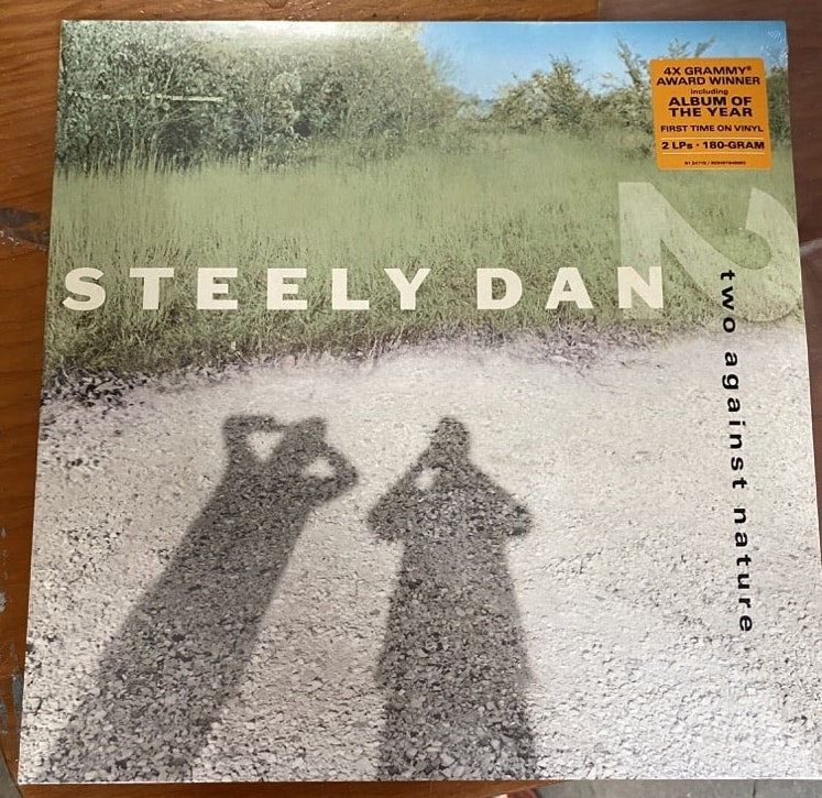 STEELY DAN_Two Against Nature