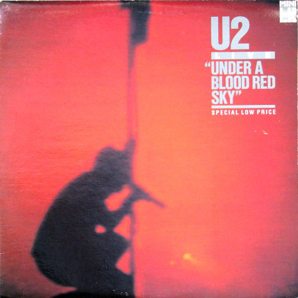 U2_Under A Blood Red Sky