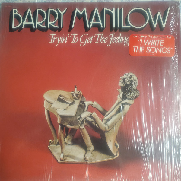 BARRY MANILOW_Tryin' To Get The Feeling