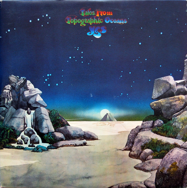 YES_Tales From Topographic Oceans