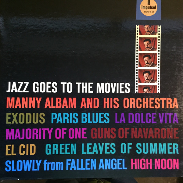 MANNY ALBAM AND HIS ORCHESTRA_Jazz Goes To The Movies