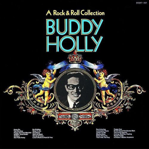BUDDY HOLLY_A Rock And Roll Collection