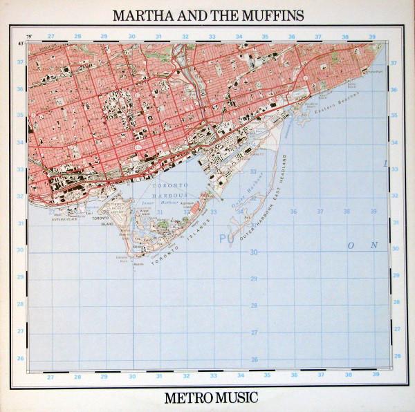 MARTHA AND THE MUFFINS_Metro Music