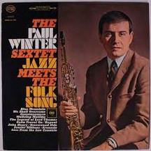 THE PAUL WINTER SEXTET_Jazz Meets The Folk Song