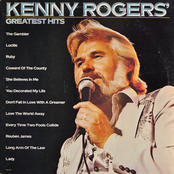 KENNY ROGERS_Greatest Hits