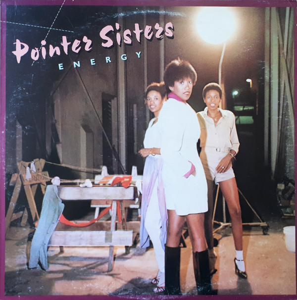 POINTER SISTERS_Energy