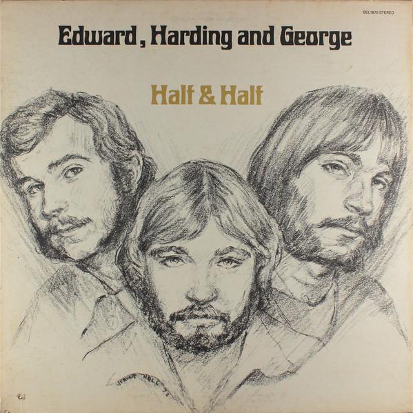 HARDING EDWARD_Half And Half