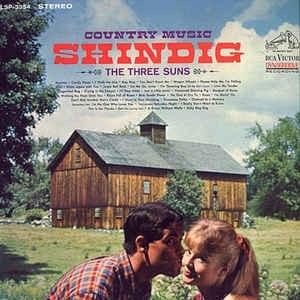 SUNS THREE_Country Music Shindig