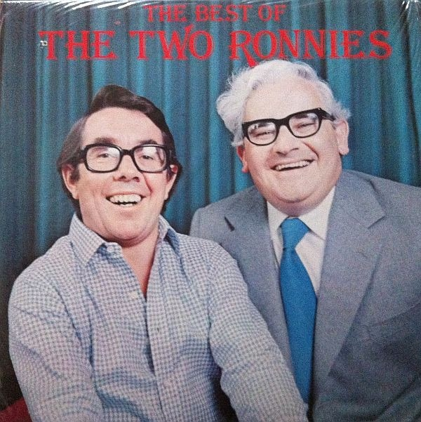 RONNIE BARKER AND RONNIE CORBETT_The Best Of The Two Ronnies _Sealed_