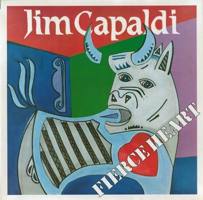 JIM CAPALDI_Fierce Heart