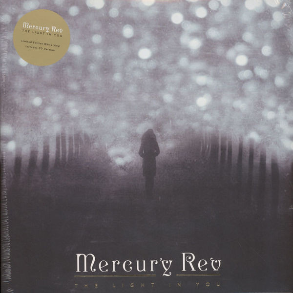 MERCURY REV_Light in You (white vinyl)