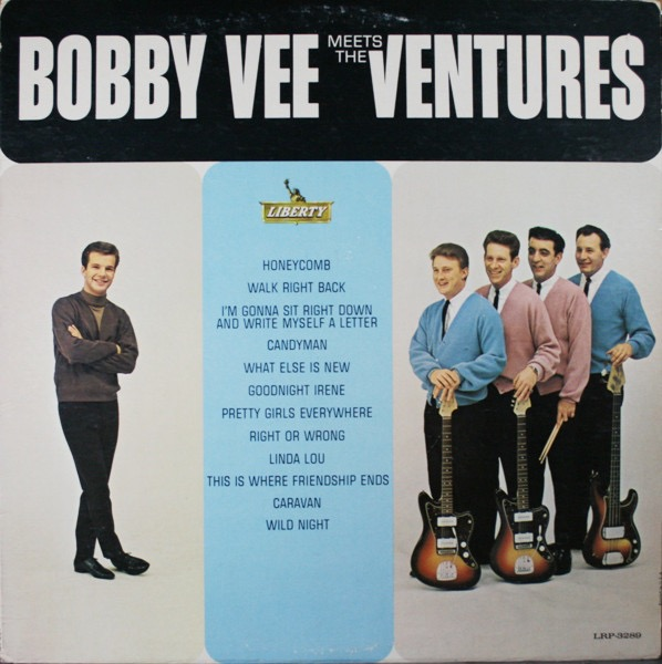 BOBBY VEE_Bobby Vee Meets the Ventures (mono)