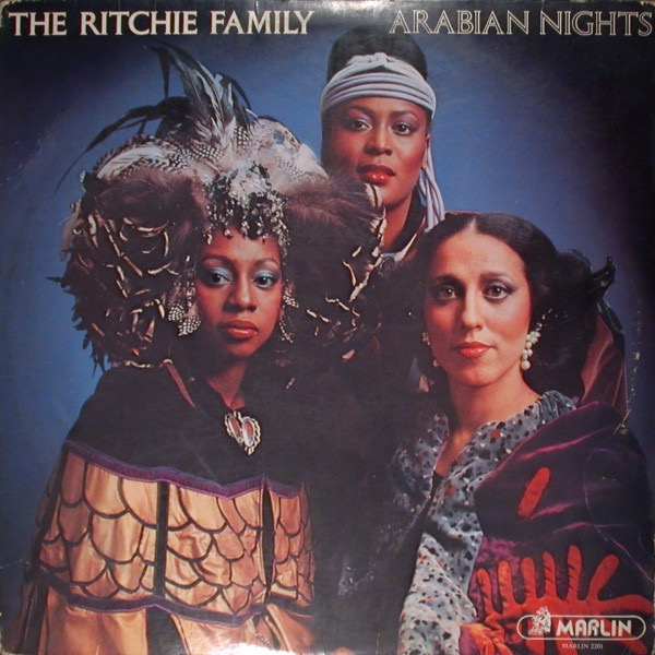 FAMILY RITCHIE_Arabian Nights