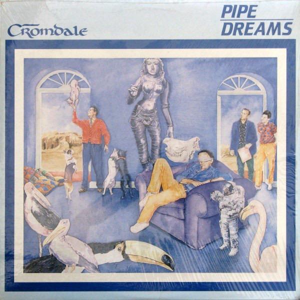 CROMDALE_Pipe Dreams