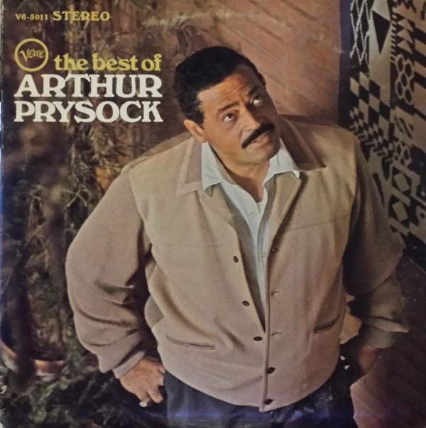 ARTHUR PRYSOCK_The Best Of