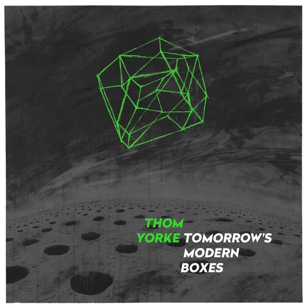 THOM YORKE_Tomorrows Modern Boxes _180g/White Vinyl_ New Release Dec 2017