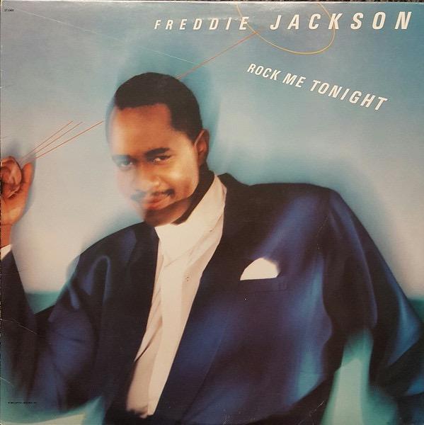 FREDDIE JACKSON_Rock Me Tonight