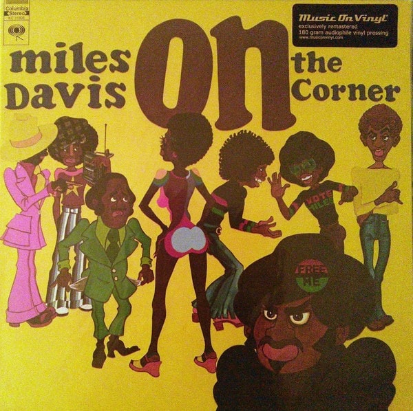 MILES DAVIS_On The Corner _Remastered, 180 Gram_