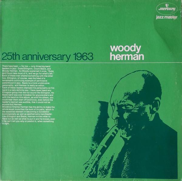 WOODY HERMAN_25th Anniversary 1963