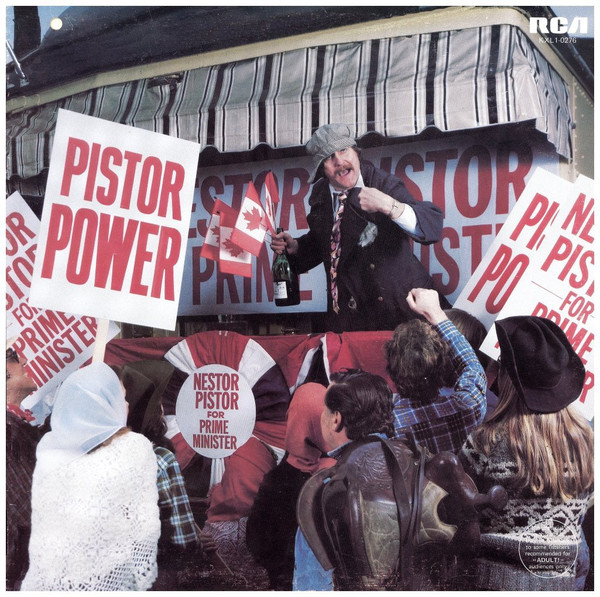 NESTOR PISTOR_Nestor Pistor For Prime Minister