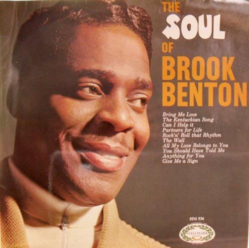 BROOK BENTON_The Soul Of Brook Benton