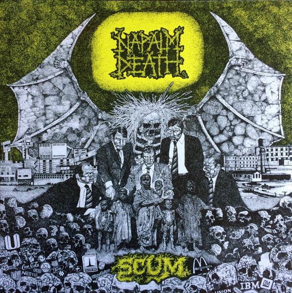 NAPALM DEATH_Scum
