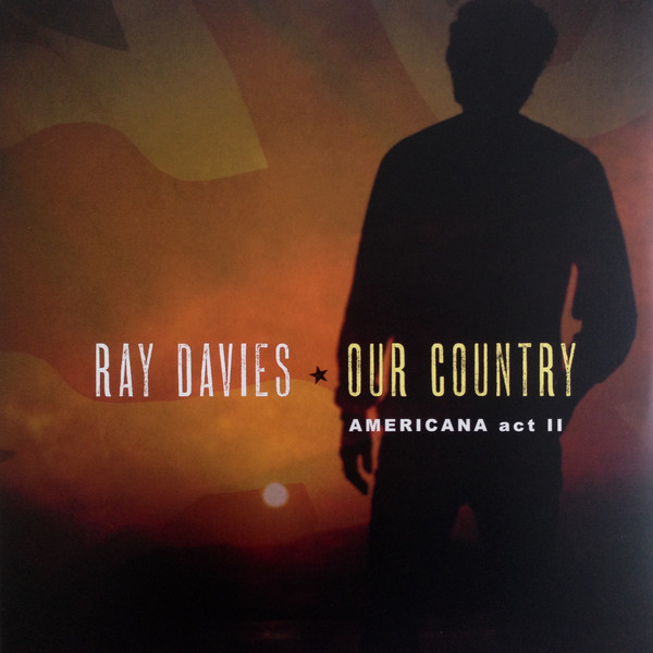 RAY DAVIES_Our Country