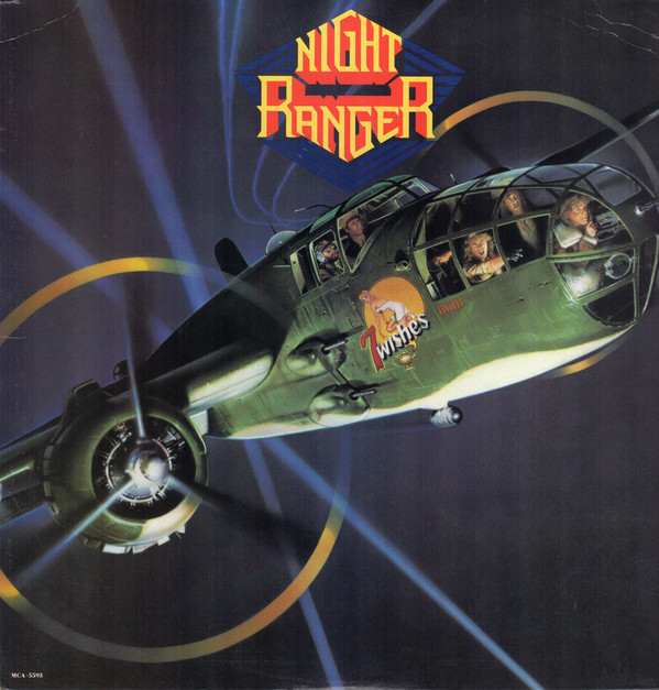 NIGHT RANGER_7 Wishes