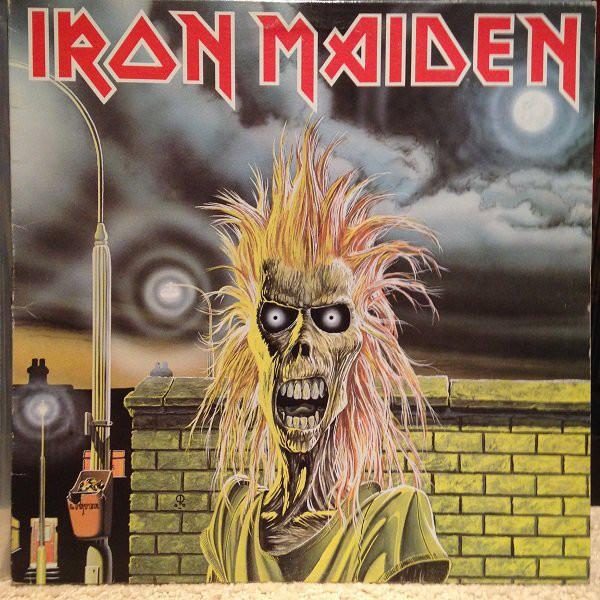 IRON MAIDEN_Iron Maiden