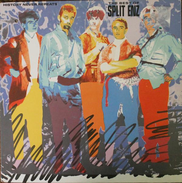 SPLIT ENZ_History Never Repeats The Best Of Split Enz