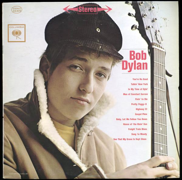BOB DYLAN_Bob Dylan