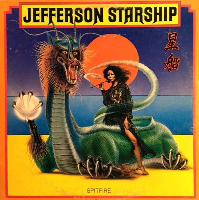 JEFFERSON STARSHIP_Spitfire